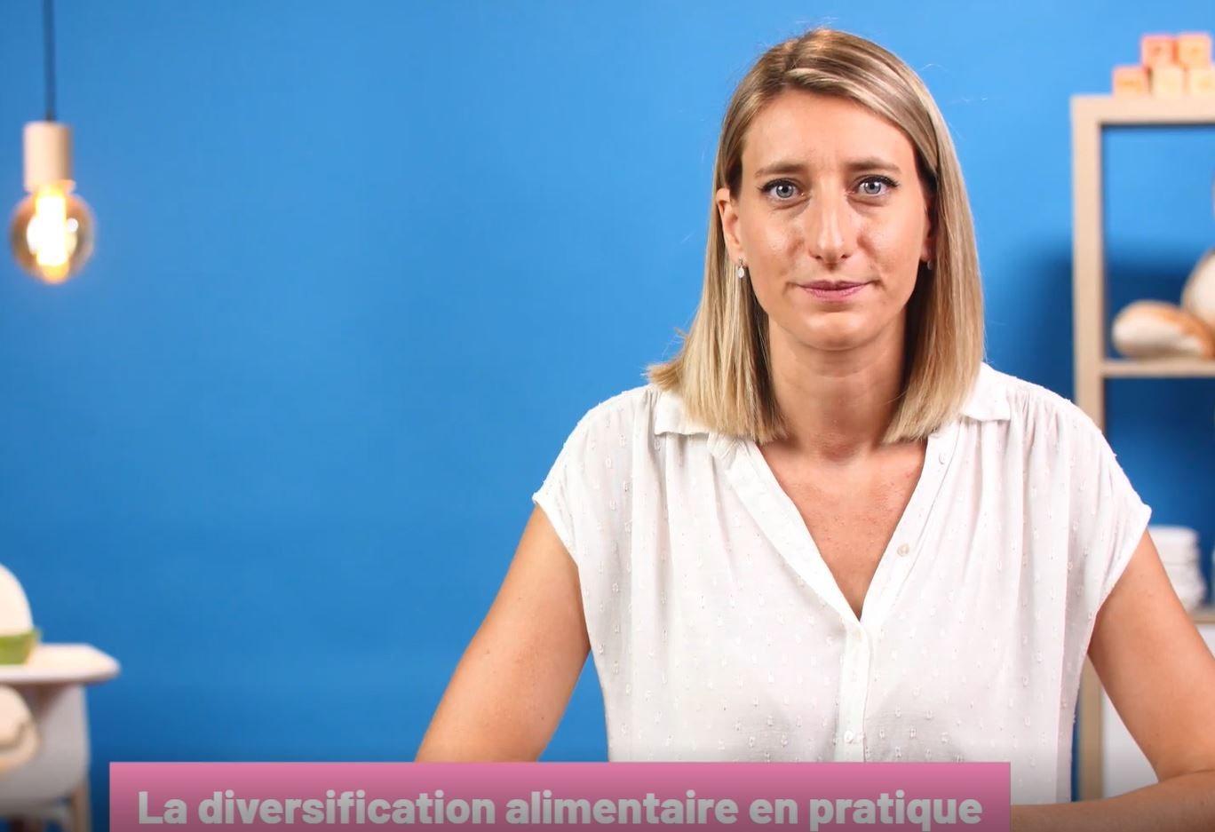 Vidéo diversification alimentaire
