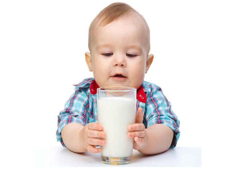 calcium bébé