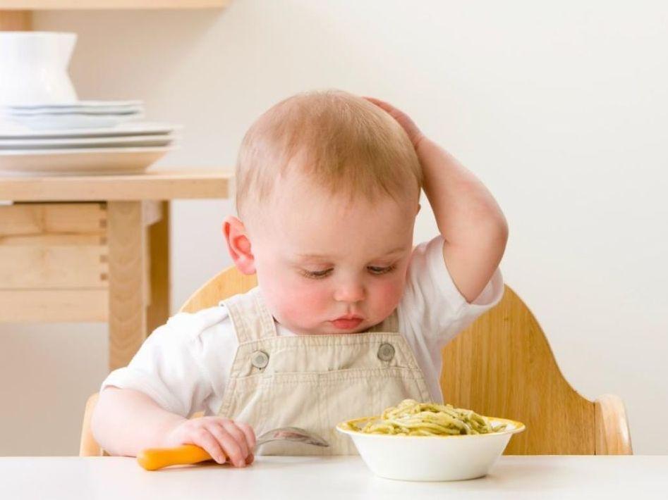 trouble oralité bébé