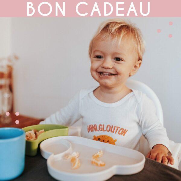 Bon cadeau Ma Petite Assiette