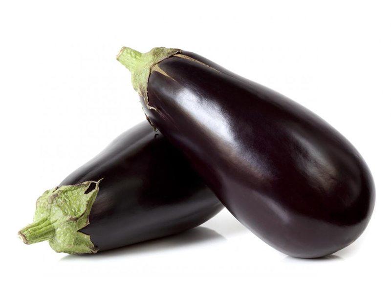 aubergine bébé