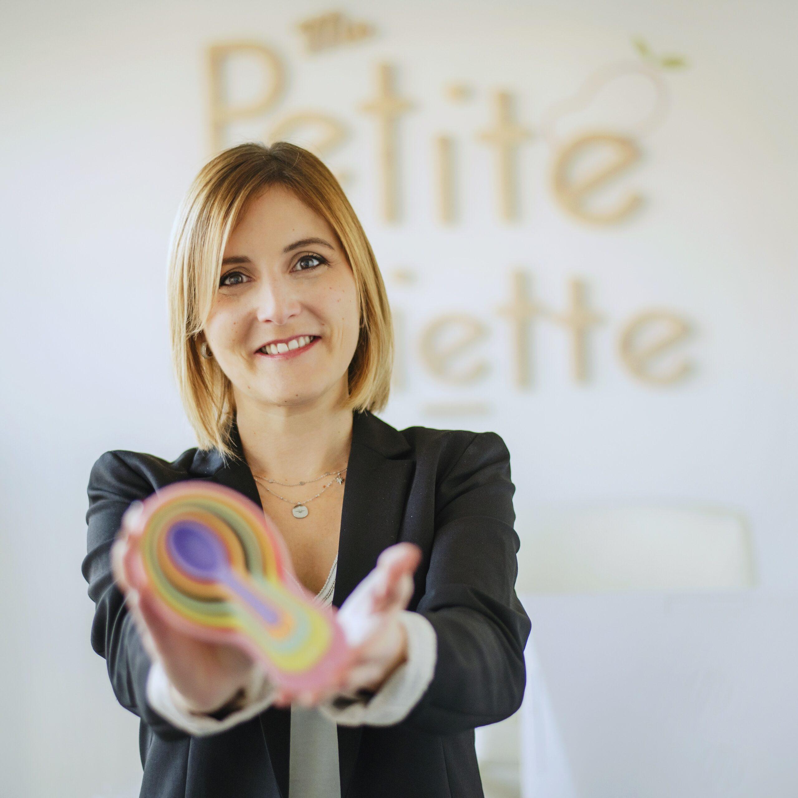 Christelle Courrège - Fondatrice de Ma Petite Assiette