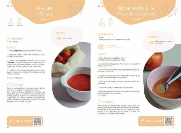 Fruits Livre diversification Dosies